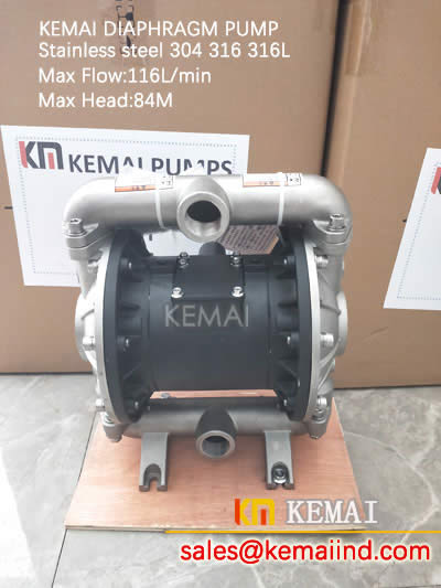 1 Inch Diaphragm Pump