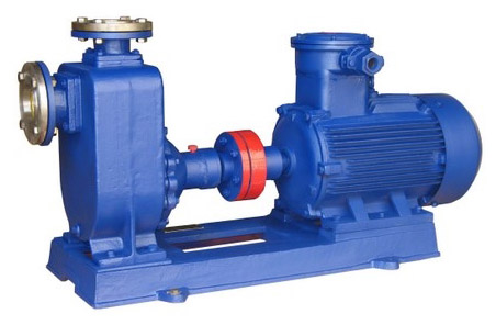 Self_priming_Centrifugal_Oil_Pump